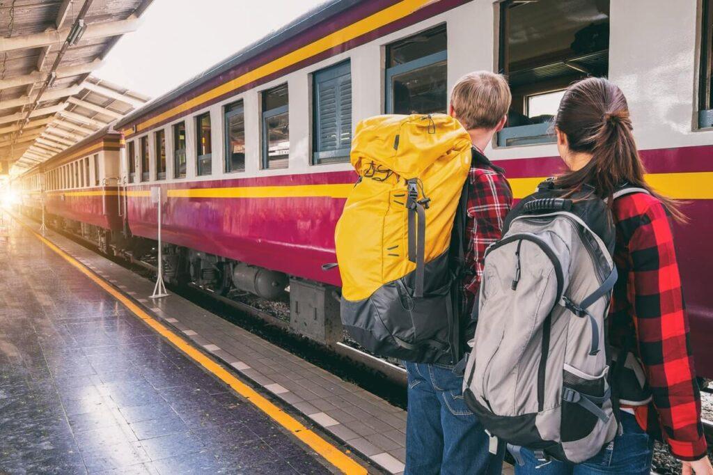Backpack rejse